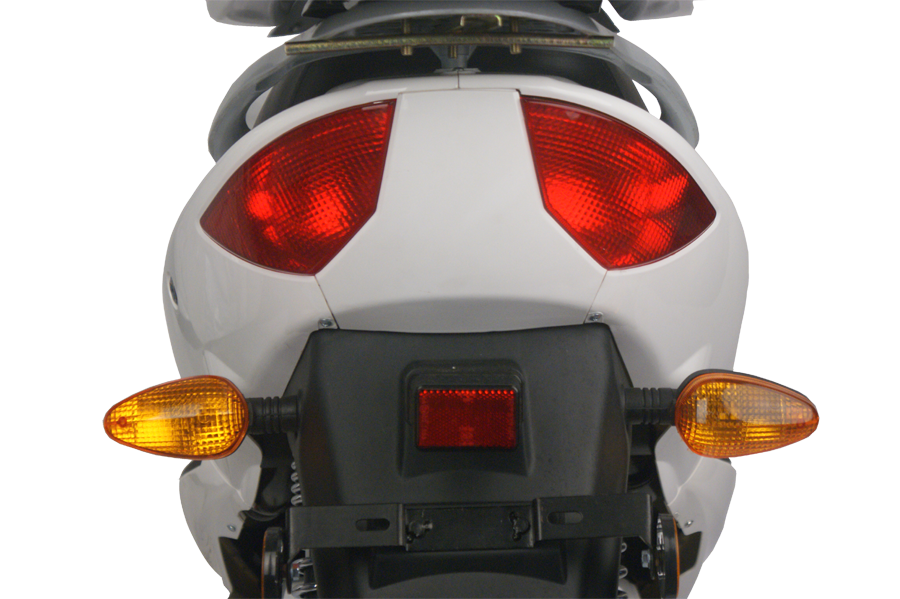 electric moped taillight